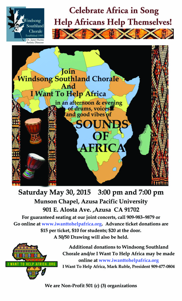 8.5 x14 flyer Sounds of Africa